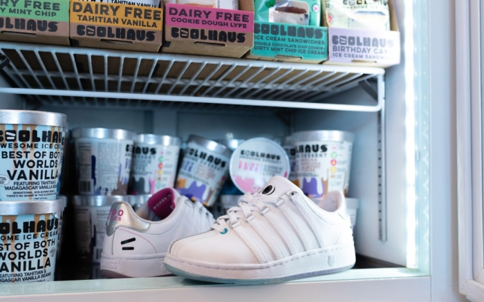 K-Swiss x Coolhaus