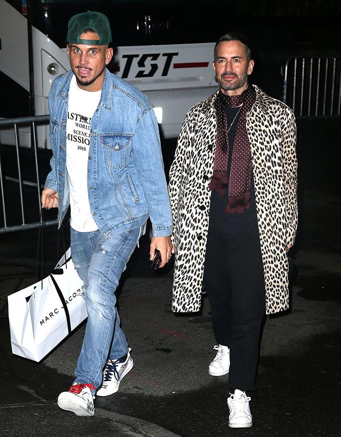Marc Jacobs and Char DeFrancescoGigi Hadid Birthday Party, New York, USA - 22 Apr 2019