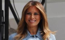 Melania Trump, white house easter egg