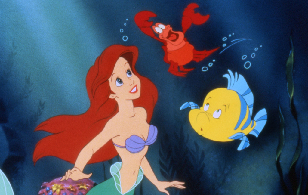 Editorial use only. No book cover usage.Mandatory Credit: Photo by Moviestore/REX/Shutterstock (2848888a)The Little MermaidThe Little Mermaid - 1989
