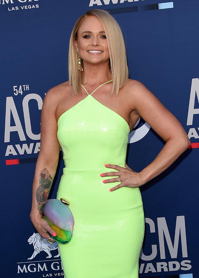 Miranda Lambert54th Annual ACM Awards, Arrivals, Grand Garden Arena, Las Vegas, USA - 07 Apr 2019