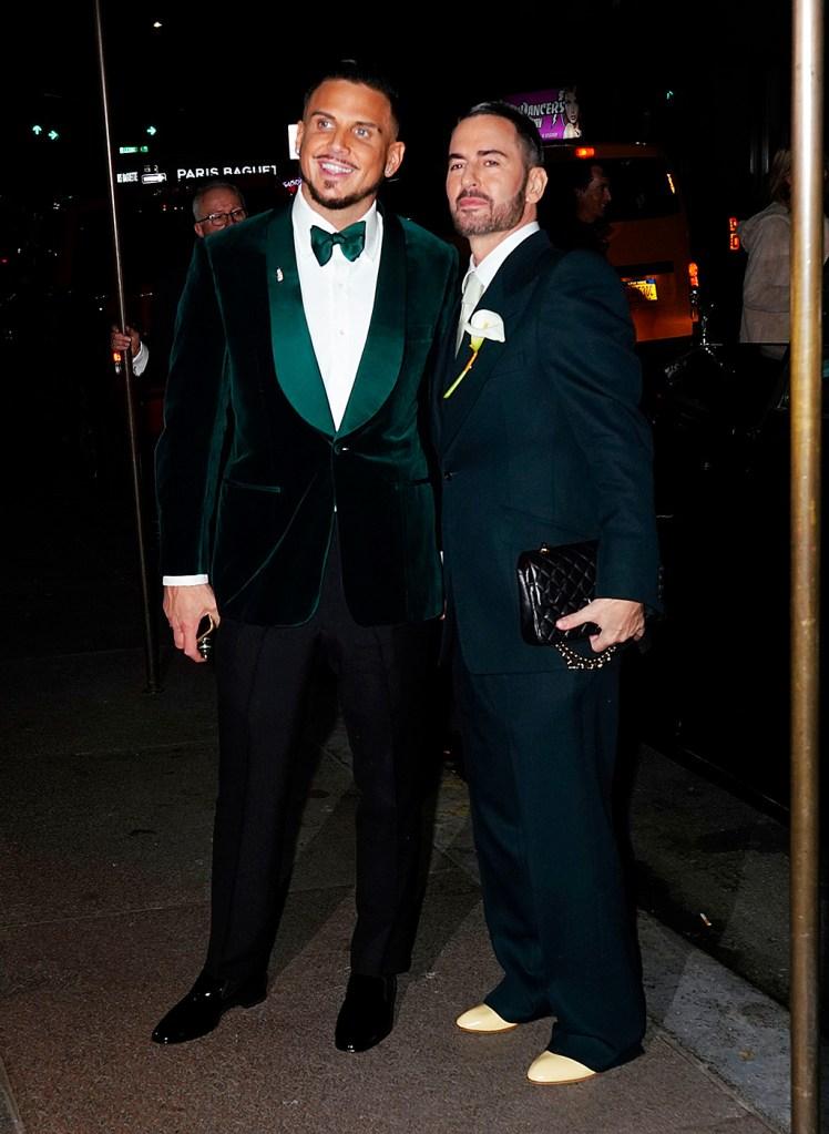 Marc Jacobs and Char Defrancesco Wedding Reception, Marc Jacobs and Char Defrancesco