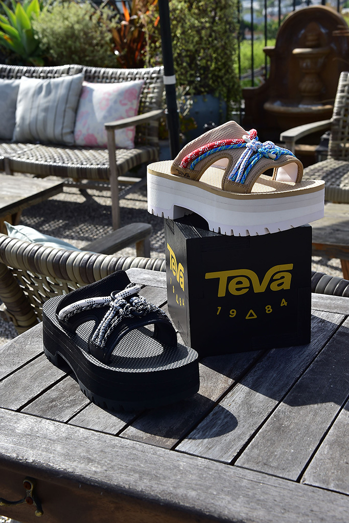 Teva, festival collection, spring 2019
