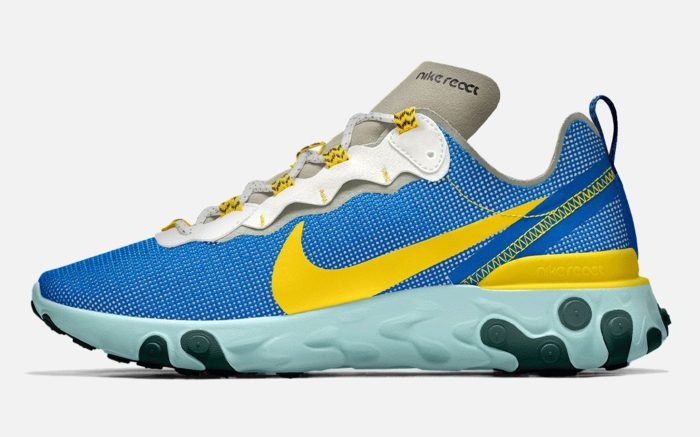 Nike React Element 55 By You