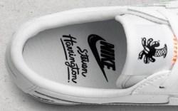 Nike Flyleather, by Steven Harrington