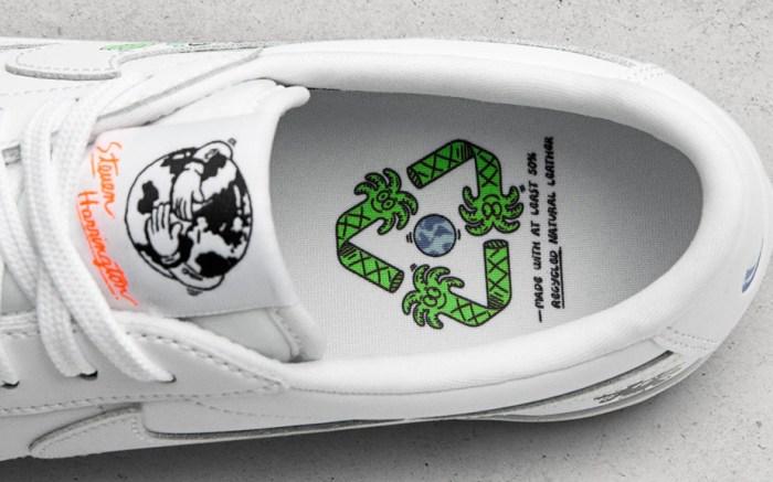 sabiduría kiwi Geología  Nike x Steven Harrington Earth Day Sneakers [PHOTOS] – Footwear News