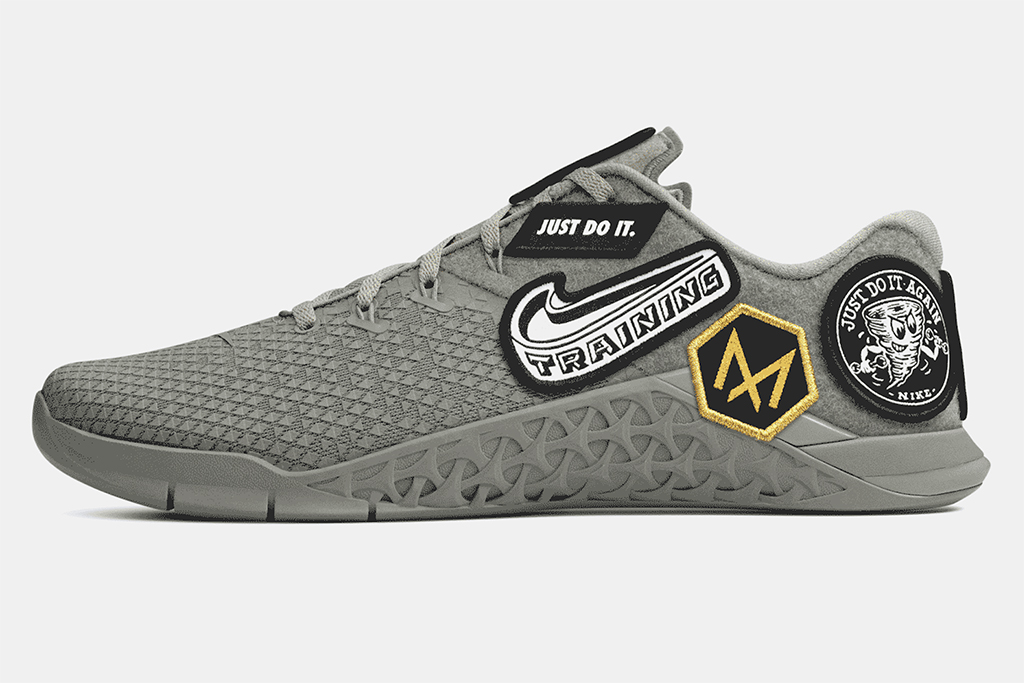 Nike Metcon 4 XD 'Patches': Sneaker
