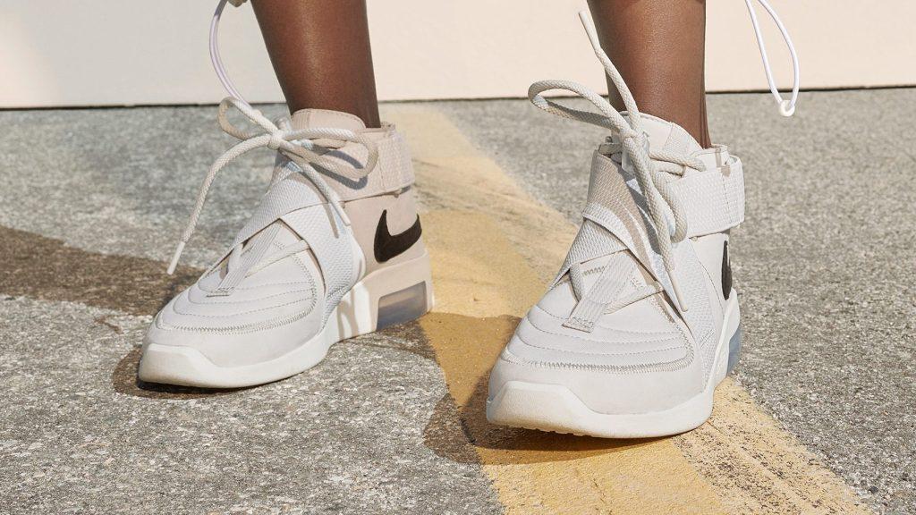 Nike Air Fear of God Raid