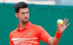 Novak Djokovic, Rolex Monte Carlo Masters,