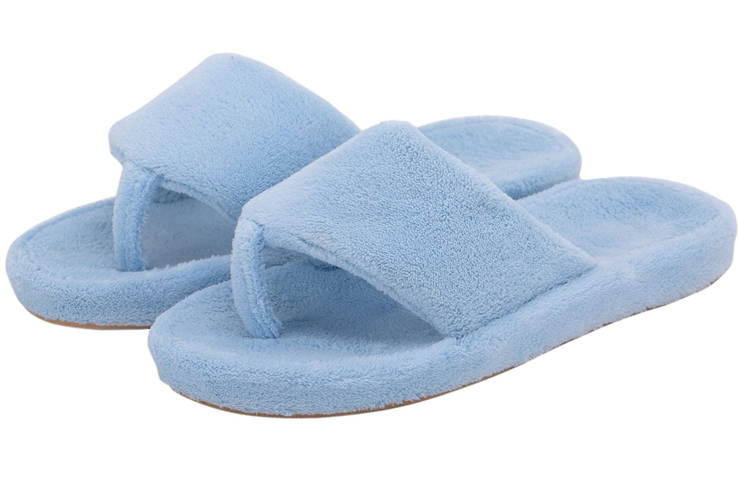 Onmygogo fleece house slippers