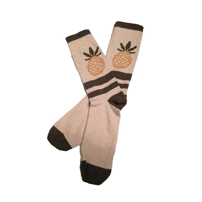 Hemp Authority Men's Hemp Pineapple Socks