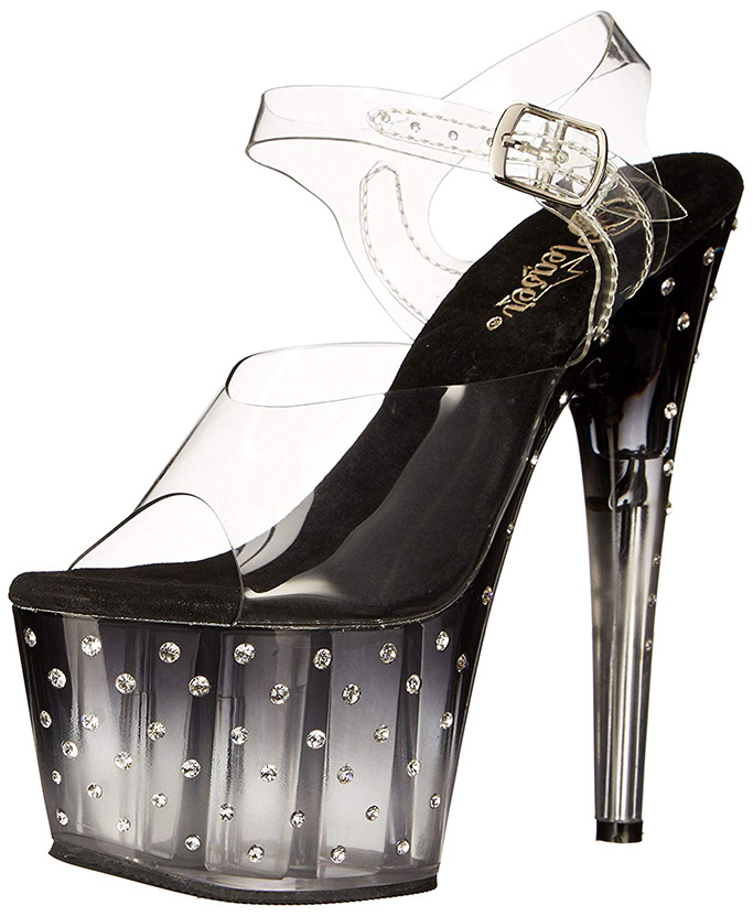 Pleaser Platform Dress Sandal