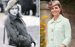 princess diana, kate middleton, pregnancy, royal