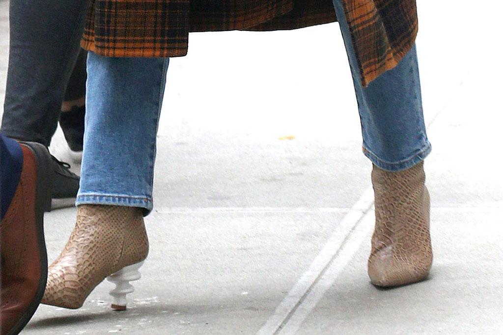 priyanka chopra, skinny jeans, architectural shoe trend, kalda