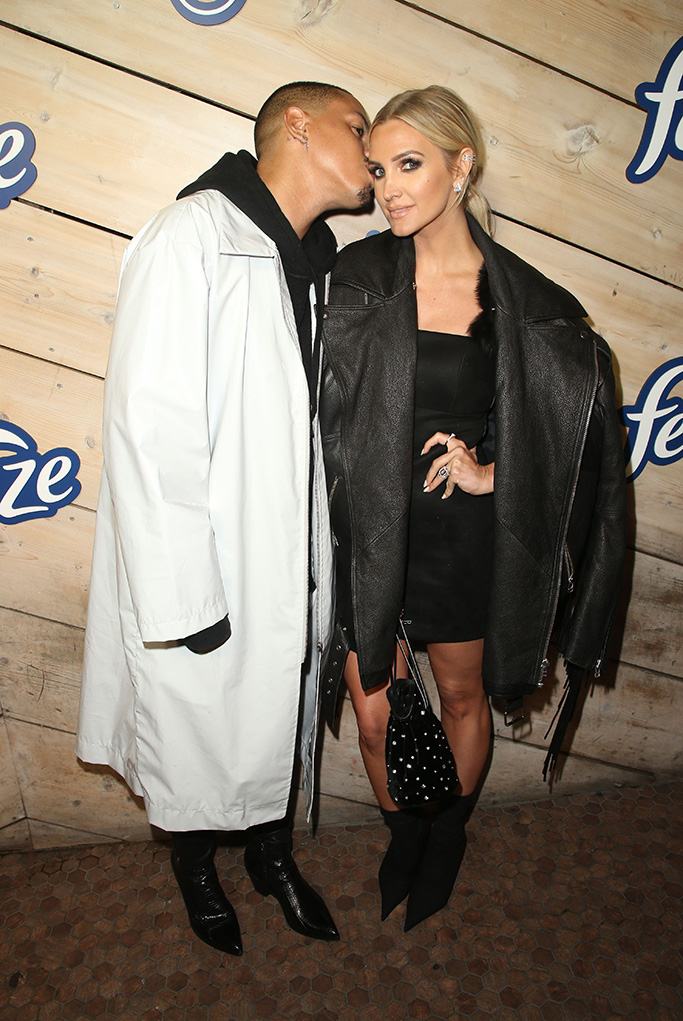 Evan Ross and Ashlee SimpsonFebreze's The Freshness Launch, Los Angeles, USA - 03 Apr 2019
