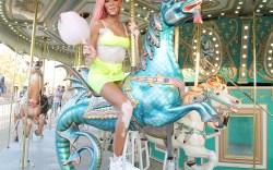 Winnie Harlow, Revolve Party, Coachella Valley