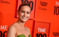 Brie LarsonTime 100 Gala, Arrivals, Jazz