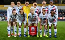 U.S. Women's national team starting elevenUSWNT