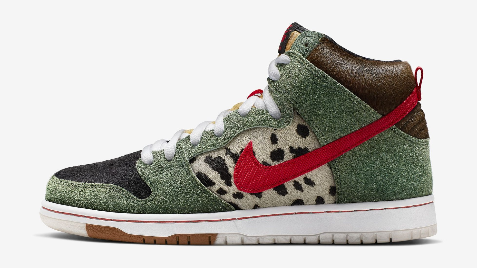 Nike SB 'Walk the Dog' Shoes Come With