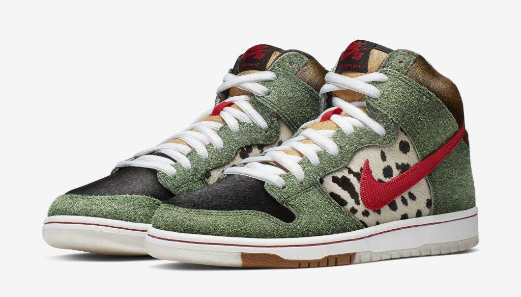 Nike SB Dunk High 'Walk the Dog'