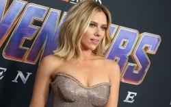 Scarlett Johansson, avengers endgame, celebrity style,