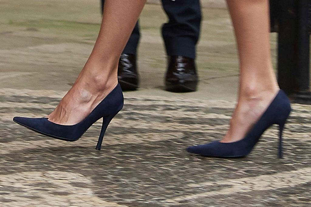 magrit, court shoes, stilettos, queen letizia, shoe style, mass, easter