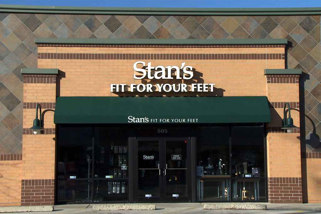 Stan's Fit for Your Feet Shoe Store
