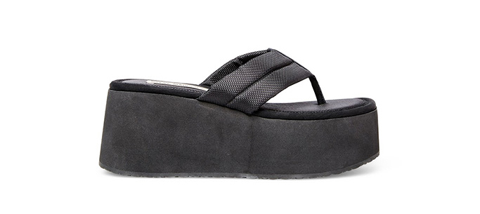 Steve Madden Is Reviving Its Classic Platform Sandals From The 90s Footwear News Free shipping both ways on steve madden sandals from our vast selection of styles. platform sandals