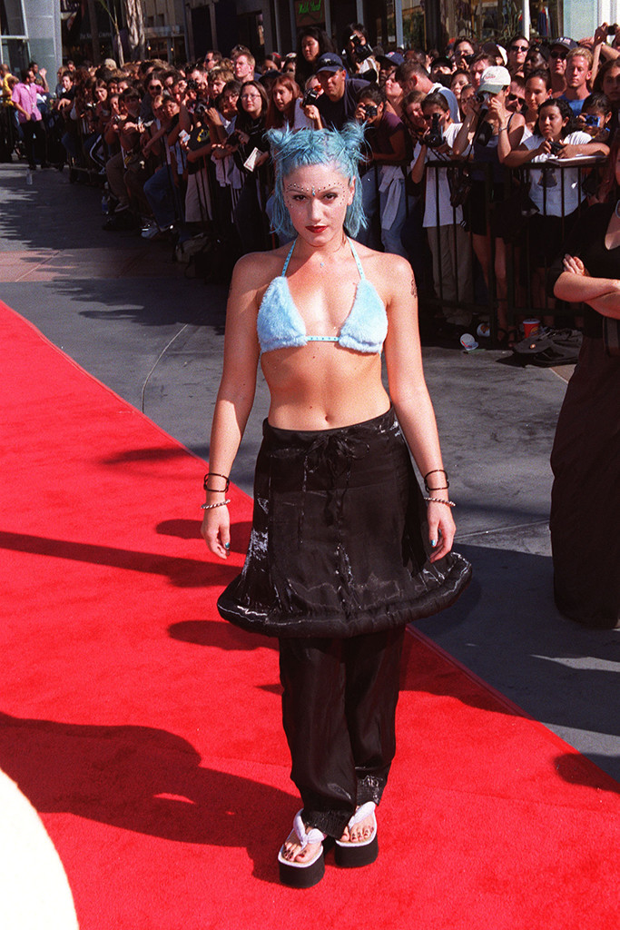Gwen Stefani, Platforms, 90s, 1998 MTV Video Music Awards