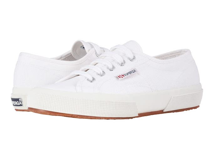 superga cotu classic, best white sneakers with dresses