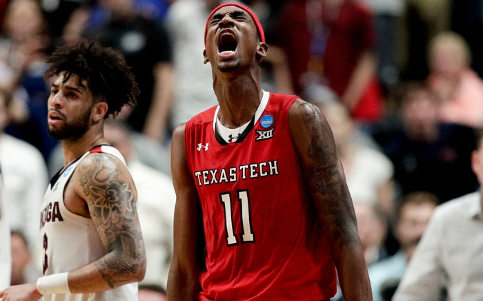 Texas Tech Tariq Owens March Madness Under Armour