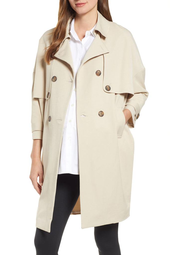 hatch trench coat
