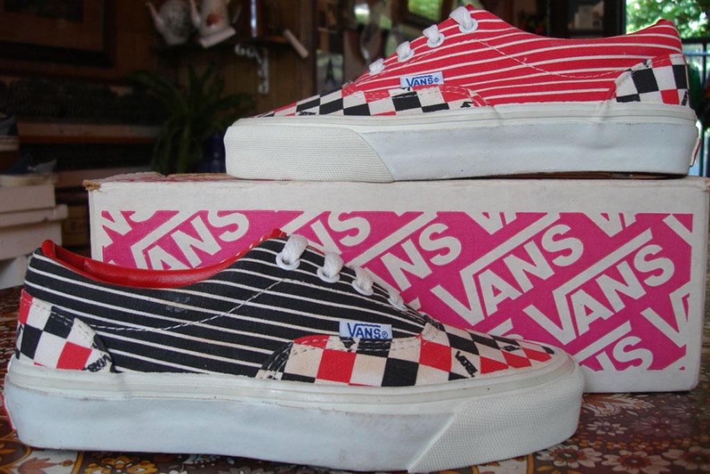 vans style 95 pillowheat