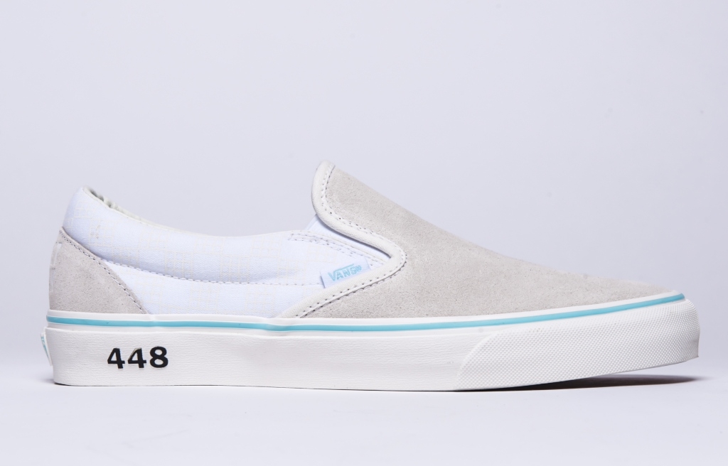 vans x sweet chick slip-on