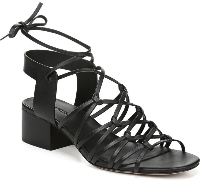 vince Beautmont lace-up sandal