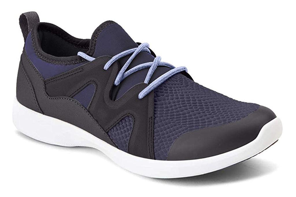 vionic, sneakers, blue
