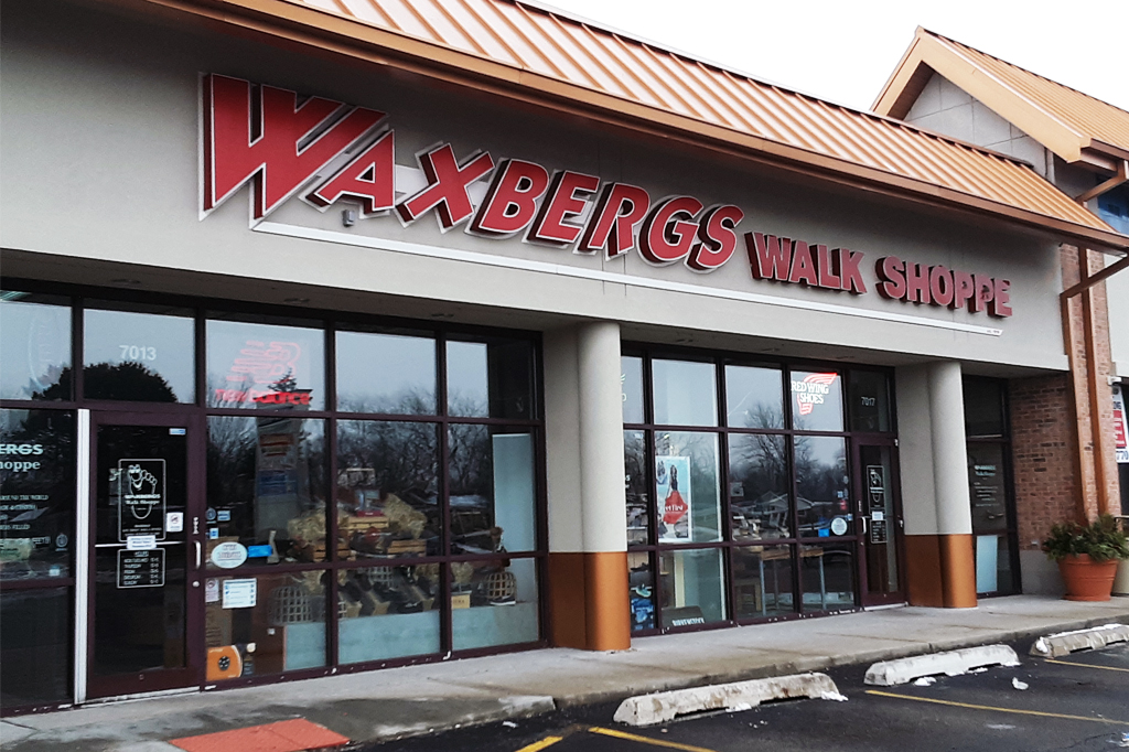 Waxbergs Walk Shoppe Shoe Store