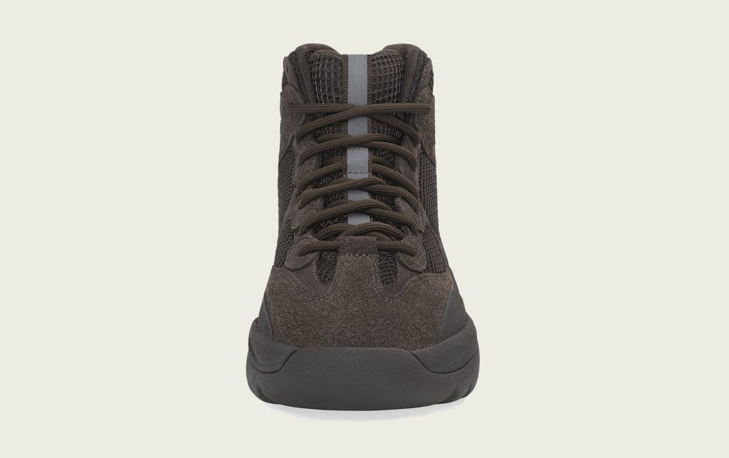 Adidas Yeezy Desert Boot 'Oil' Front