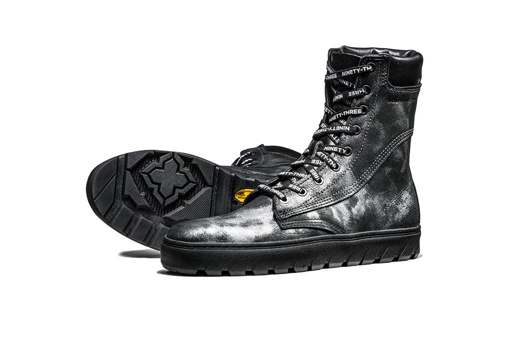 vic mensa, wolverine worldwide boots