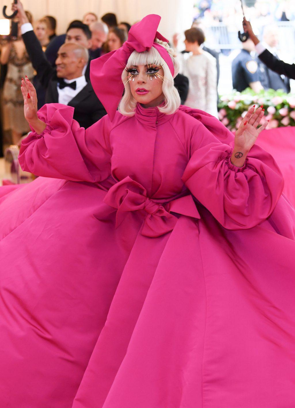 lady, gaga, met, gala, 2019, best, dressed