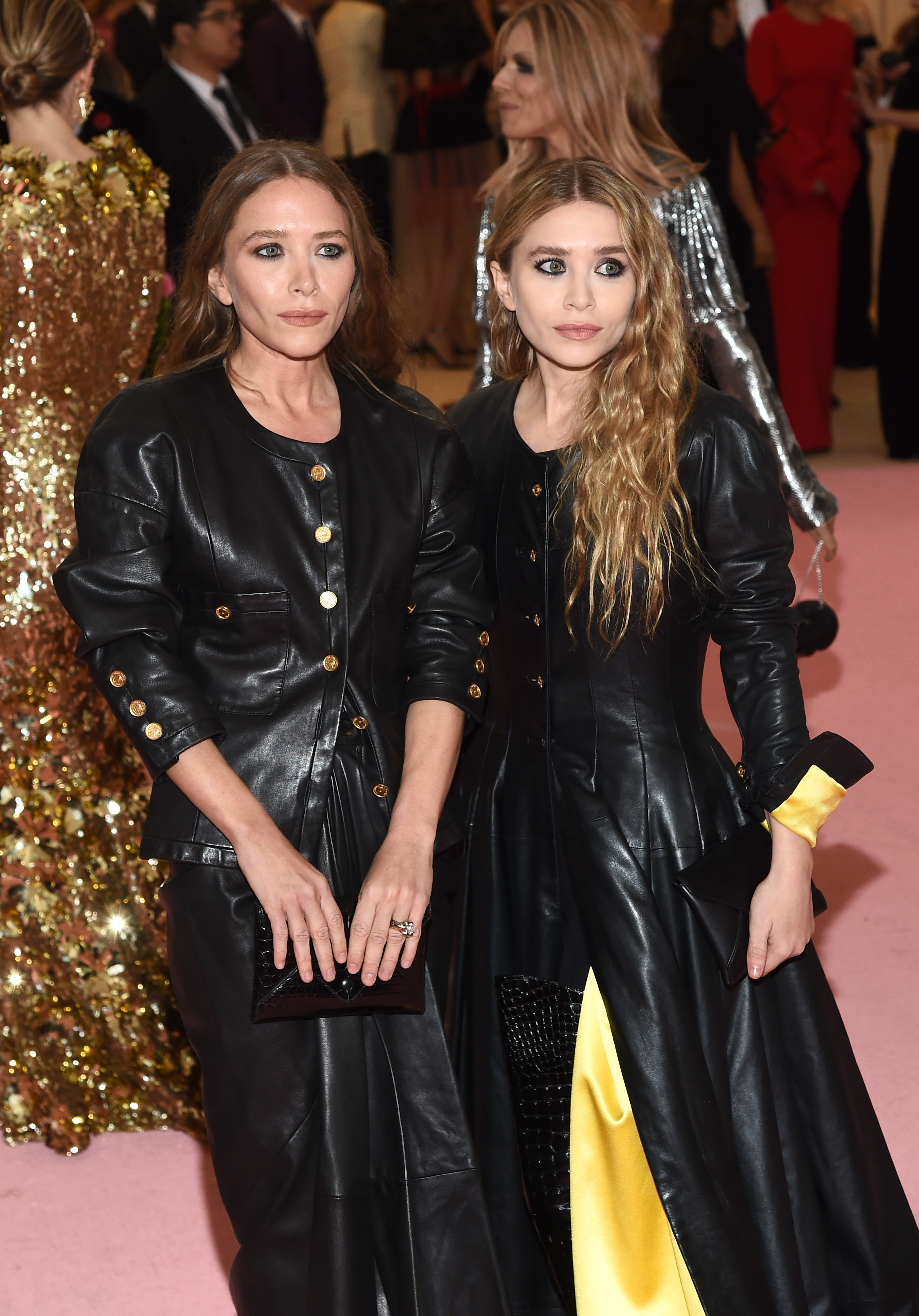Mary-Kate Olsen and Ashley OlsenCostume Institute Benefit celebrating the opening of Camp: Notes on Fashion, Arrivals, The Metropolitan Museum of Art, New York, USA - 06 May 2019