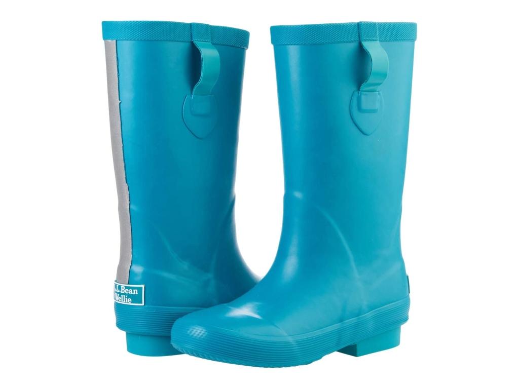 L.L.Bean Wellies, best kids rain boots