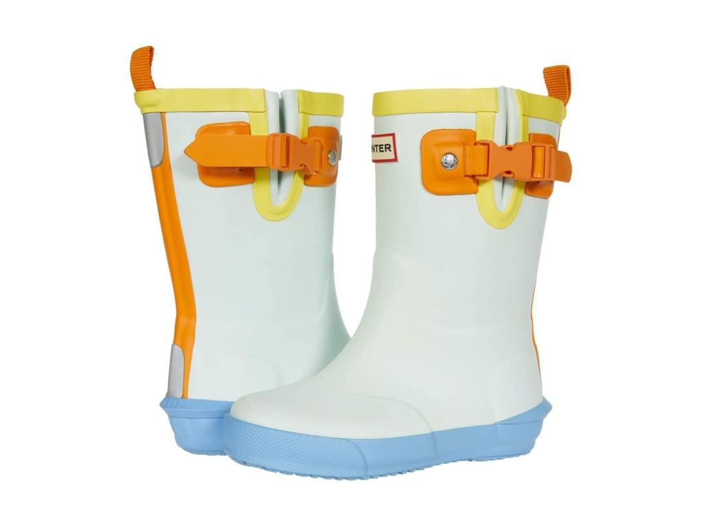 kids rain boots, Hunter Davison Rain Boot, best kids rain boots
