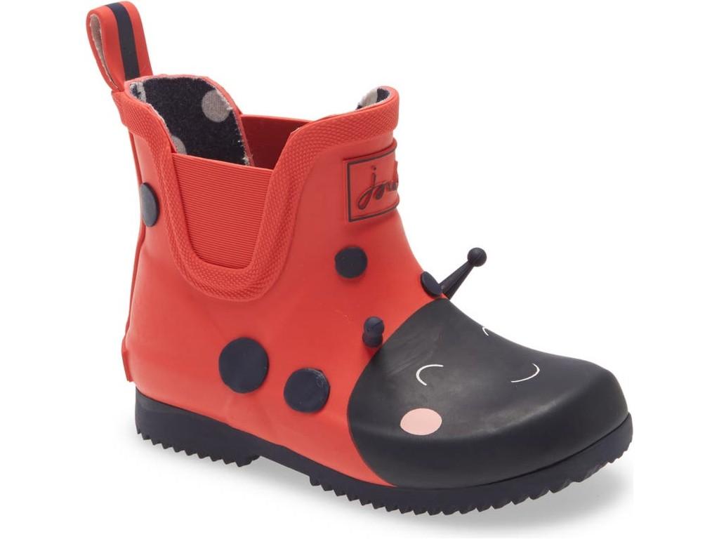 Joules Wellibob Short Rain Boot, best kids rain boots
