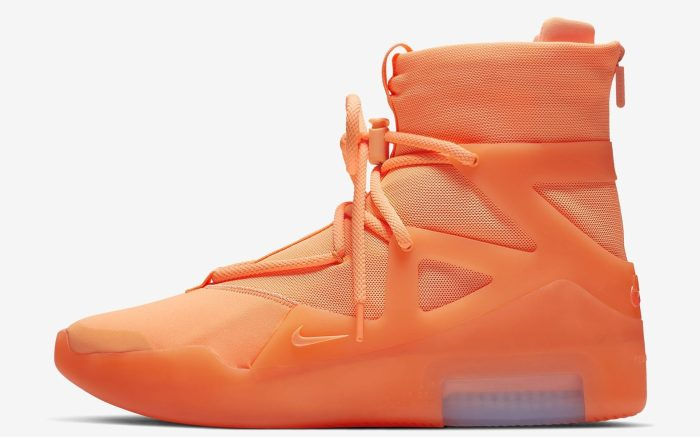 Nike Air Fear of God 1 'Orange Pulse'
