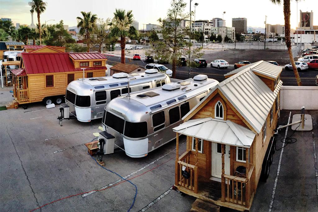 Las Vegas Airstream Park Zappos