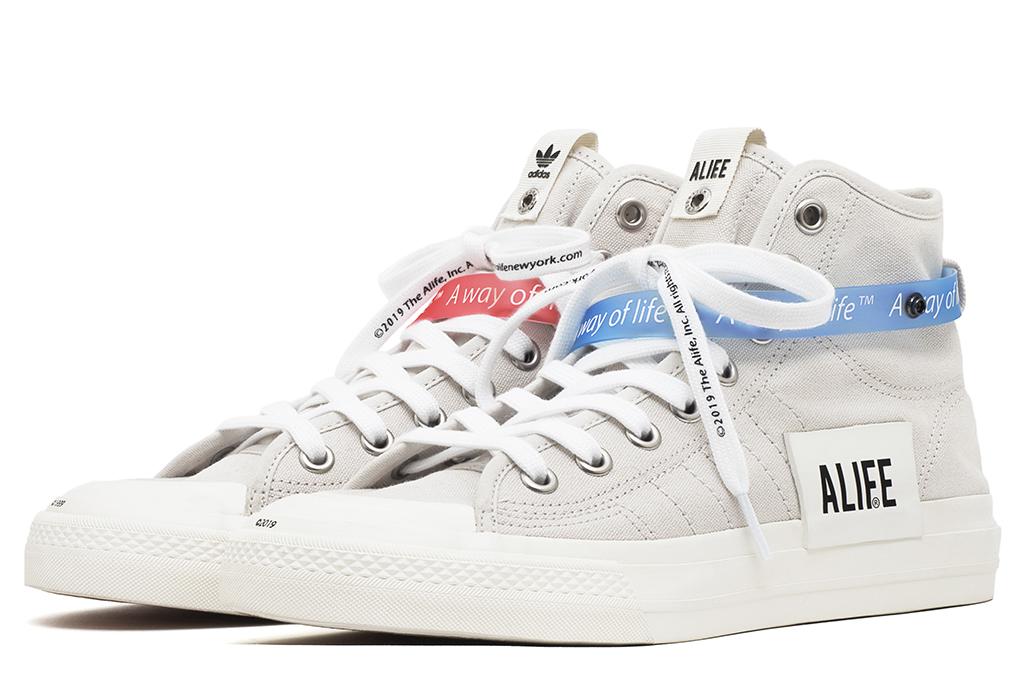 Alife x Adidas Consortium Nizza Hi