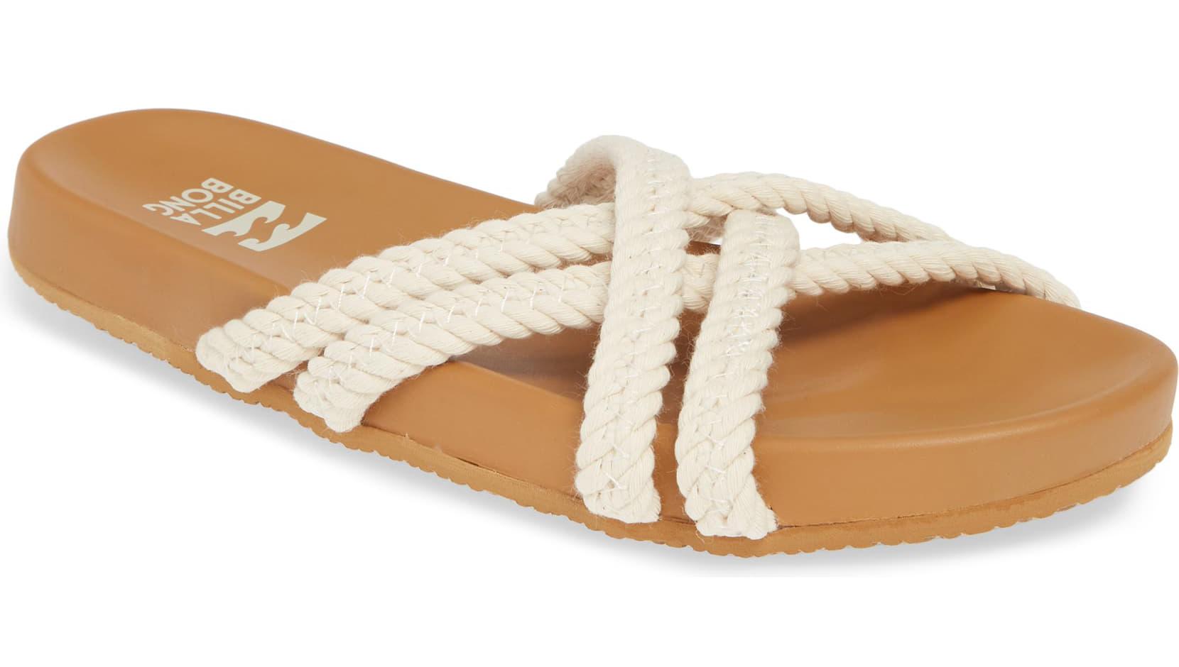 Billabong Rope Tide Slide Sandal
