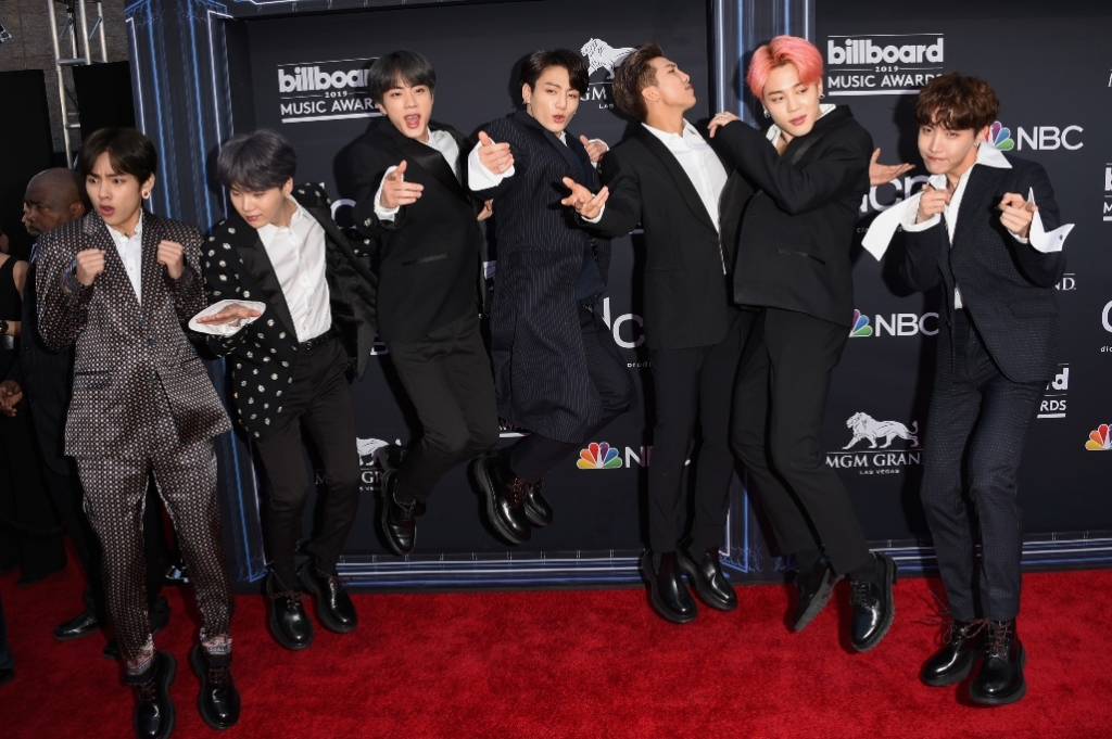 bts, 2019 Billboard Music Awards in Las Vegas, 2019