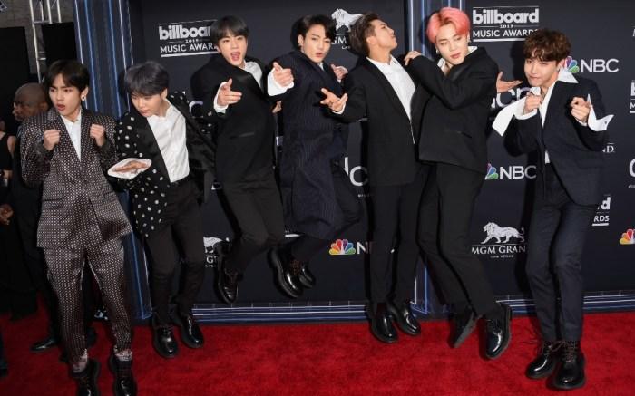 bts, 2019 Billboard Music Awards in Las Vegas, 2019